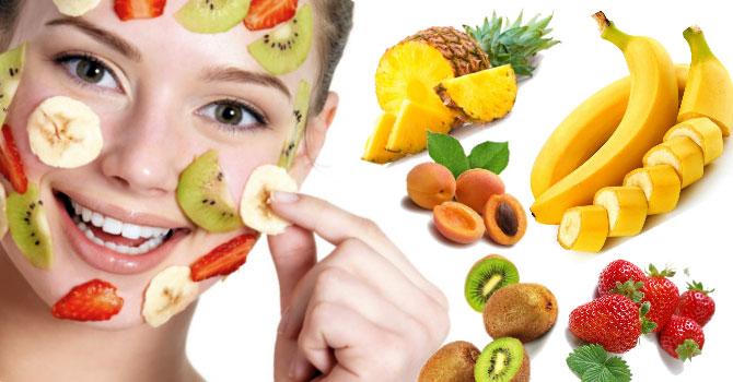 Маска из фруктов и ягод